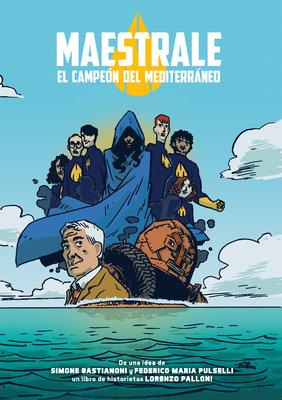El campeón del Mediterráneo. CÓMIC