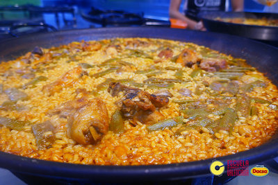 Types of paella you can cook in our Paella School