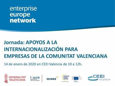 Apoyo a la Internacionalización para Empresas de la Comunitat Valenciana
