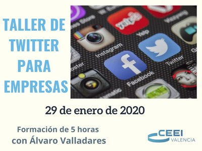 taller twitter enero 2019