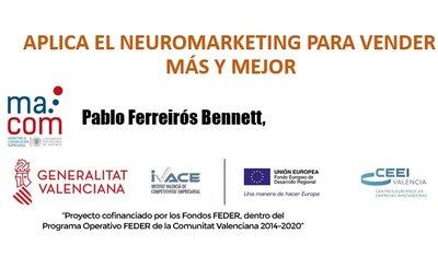 Aplica el neuromarketing para vender más y mejor