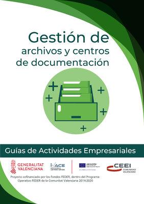 Servicios Telemáticos y nuevas tecnologías. Gestión de archivos y centros de documentación
