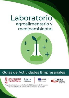 Laboratorio agroalimentario y medioambiental