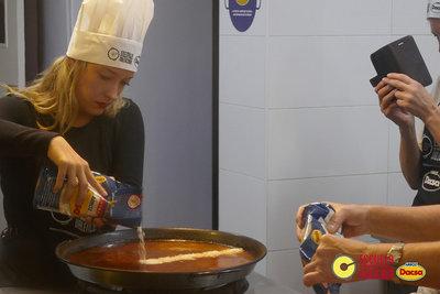 Curiosidades al cocinar Paella Valenciana