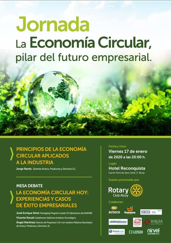 Jornada Economía Circular en Alcoy