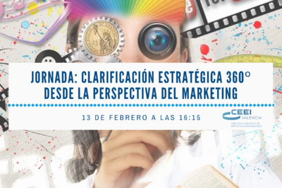 Jornada:  Estrategias 2020 desde la perspectiva del marketing