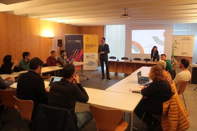 CEEI Castellón acerca los programas de IVACE Internacional a las startups