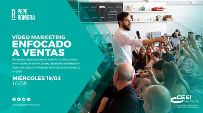 Jornada Video Marketing Enfocado a Ventas