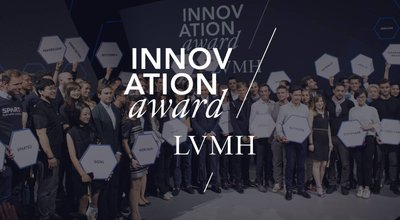 innovation award LVMH 2020