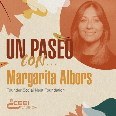 Margarita Albors,fundadora y presidenta de la Fundación Social Nest
