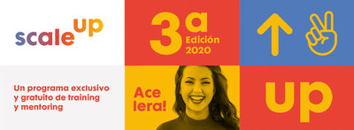 SCALE UP 3era edicion