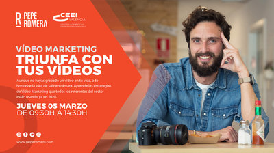Taller Vídeo Marketing