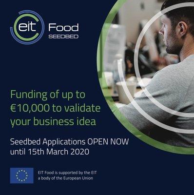 EIT Food | SEEDBED 2020