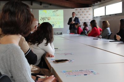 Presentación programa AJEV Woman