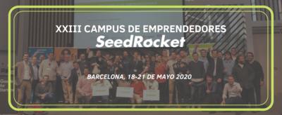 XXIII Campus de Emprendedores para Startups