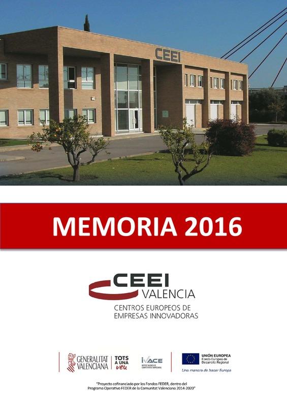 Memoria 2016 (Portada)