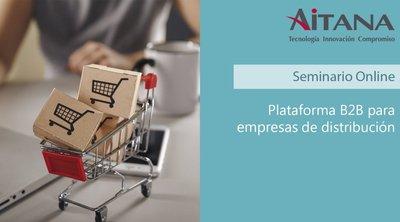 Webinar Plataforma B2B para empresas de distribución