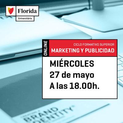 Webinar Ciclo Marketing y Publicidad - Online