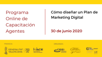 Capacitación agentes Plan de marketing