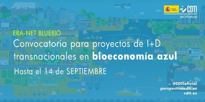 Convocatoria 2020 de la ERA-NET BLUEBIO