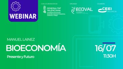 """Webinar """"Bioeconomía: presente y futuro"""""""