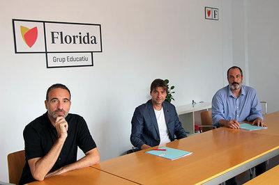 Florida Universitària firma un acuerdo para impartir un 'Bootcamp de Alto de Rendimiento para la Creación de Guiones'