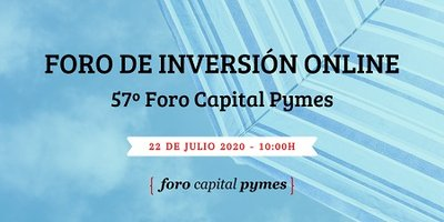 57º Foro Capital Pymes Online
