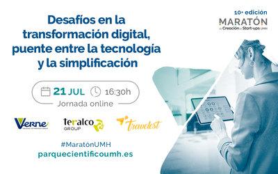 Desafíos en la transformación digital, puente entre la tecnología y la simplificación