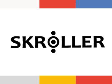 Skroller logo scaleup