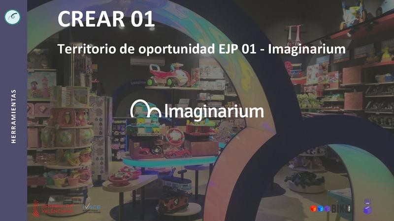 CREAR 01 Territorio de Oportunidad EJP 01 Imaginarium