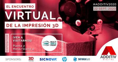 Encuentro Virtual ADDITIV2020