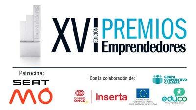 XVI Premios de la Revista Emprendedores