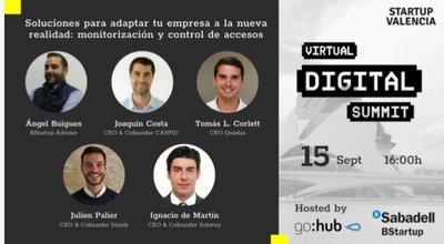 Evento en línea: Soluciones tecnológicas control de acceso