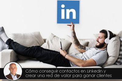 contactos en linkedin