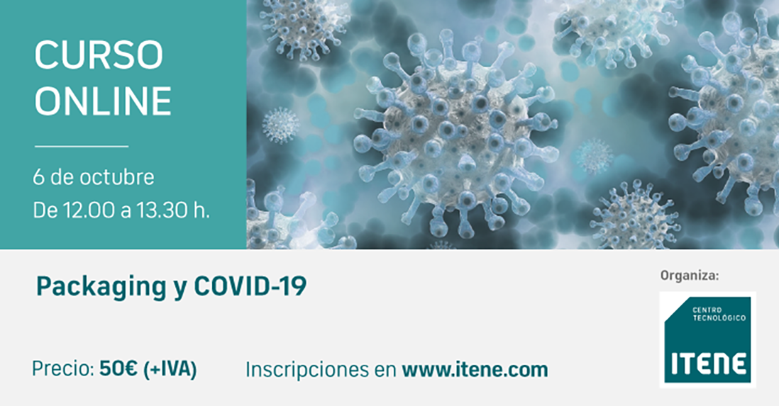 Curso online - Packaging y COVID-19 -