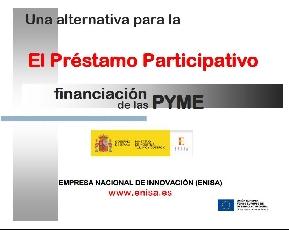 ENISA, Préstamos participativos 2011 #