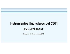 Préstamos CDTI: Financiación de la Innovación