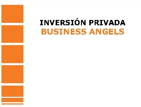 Inversión Privada. Business Angels - CVBAN