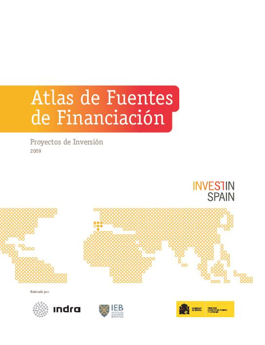 Atlas de Fuentes de Financiación