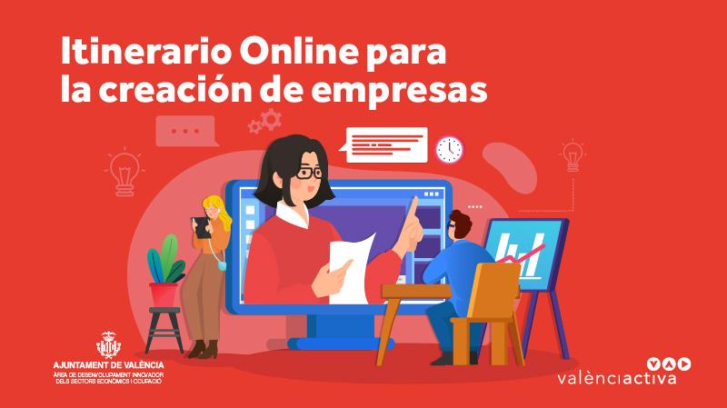Curso: Itinerario online para la Creación de Empresas