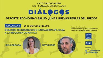 Diálogo 4: ciclo Deporte, economía y salud