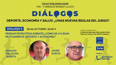 Diálogo 5 ciclo Deporte, economía y salud