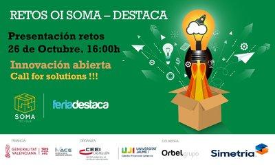 Presentación Retos OI SOMA-DESTACA Q&A