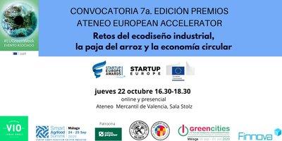 Premio Ateneo StartUp  Europe Accelerator