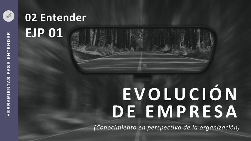ENTENDER 02 Evolución de la empresa EJP 01