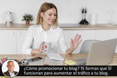 promocionar un blog
