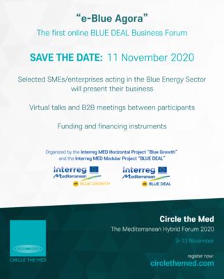 1st BLUE DEAL Business Forum