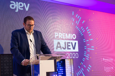 Gala entrega Premio AJEV 2020