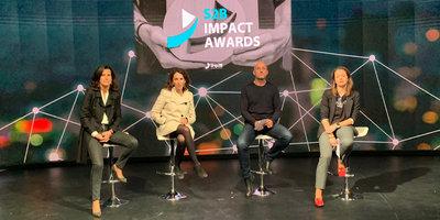 José Antonio Segarra y Holaluz ganan los S2B Impact Awards 2020