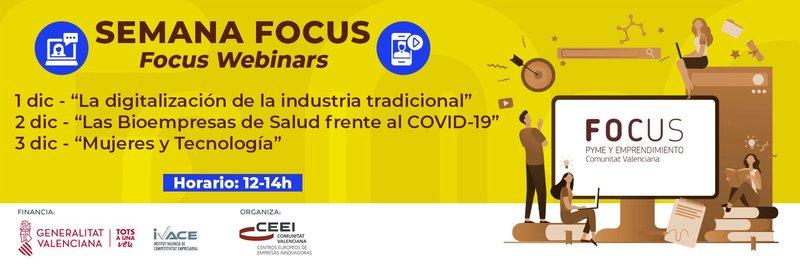 Semana Focus Pyme Comunitat Valenciana  / Actualidad